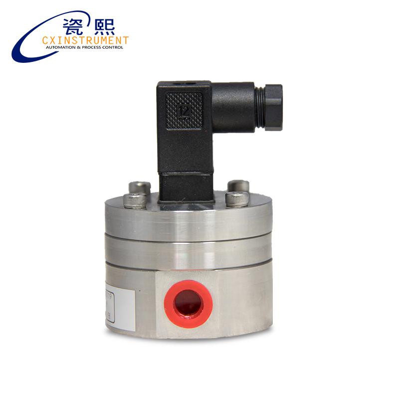 gear gasoline flow meter
